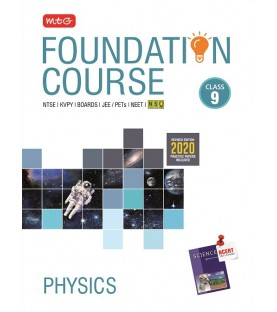 MTG Foundation Course ChemistryClass 9 for NEET/Olympiad/JEE 2020-21