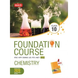 MTG Foundation Course Chemistry Class 10 for NEET /