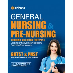General Nursing and Pre Nursing 2018 (GNTST and PNST)