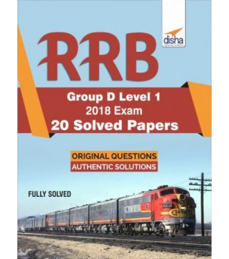 RRB Group D Level 1 2018 Exam 20 Solved Papers