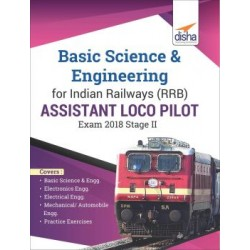 Basic Science & Engineering for Indian Railways (RRB)