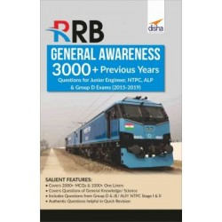 RRB General Awareness 3000+ Previous Years Questions for