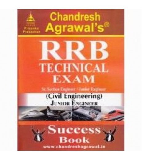 Chandresh Agrawal's RRB Technical Exam Junior Engineer (Civil Engineering)