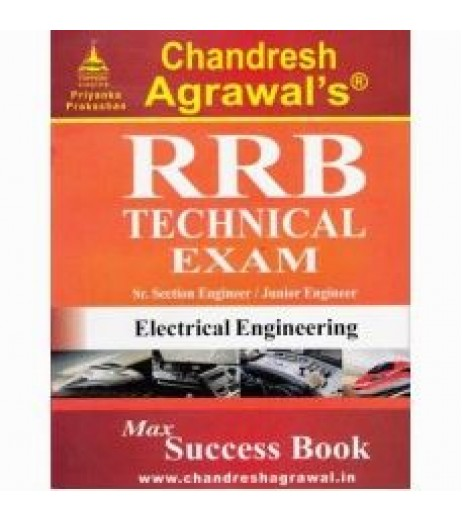 Chandresh Agrawal's RRB Technical Exam Sr. / Junior Engineer (Electrical Engineering)
