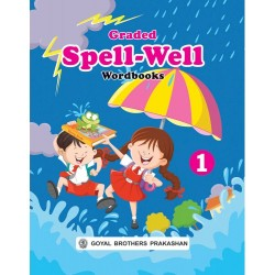 Graded Spellwell Wordbook Part 1 Class 1