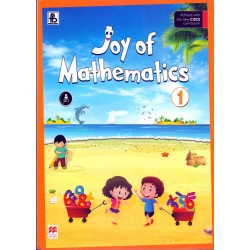 Joy Of Mathematics Class 1 Course Book (ICSE)