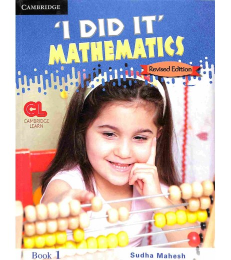 I Did It Mathematics Book 1 Cambridge