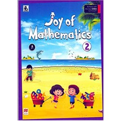 Joy Of Mathematics Class 2 Course Book (ICSE)