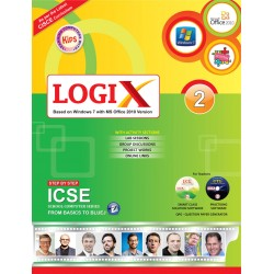 Logix 2 ICSE-Bases On Windows 7 With MS office 2010 Version