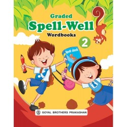Graded Spellwell Wordbook Part 2 Class 2