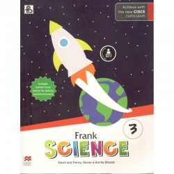 Frank Science Course Book ICSE Class 3