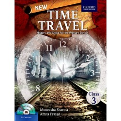 New Time Travel Class 3 -History civics for Primary School