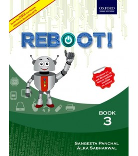 Reboot Book 3 for ICSE Class 3