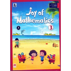 Joy Of Mathematics Class 3 Course Book (ICSE)
