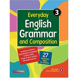Everyday English Grammar &  Composition-3