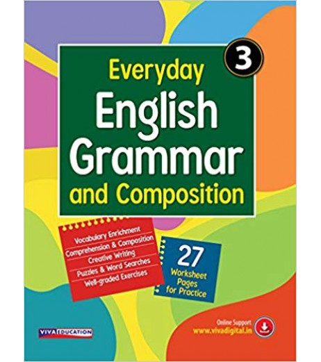 Everyday English Grammar and  Composition-3