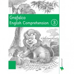 Grafalco English Comprehension Class 3
