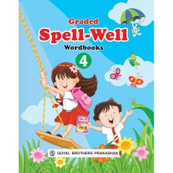 Graded Spellwell Wordbook Part 4 Class 4