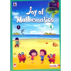 Joy Of Mathematics Class 4 Course Book (ICSE)