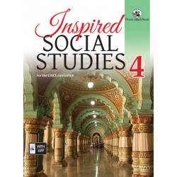 Inspired Social Studies for the CISCE Curriculum Class 4