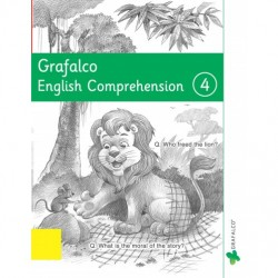 Grafalco English Comprehension Class 4