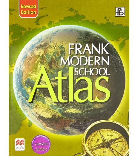 Frank Modern School Atlas  2020 edition