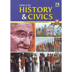 Frank ICSE History &Civics Part 1 for Class-9