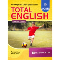 Total English  ICSE Class-9 by Pamela Pinto 2020-21