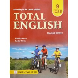 Total English  ICSE Class 9 by Pamela Pinto 2021-22