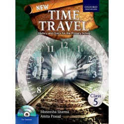 New Time Travel Class 5 -History civics for Primary School