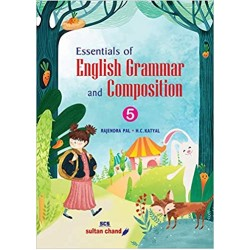 Essentials of English Grammar and Composition-5
