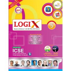 Logix 5 ICSE-Bases On Windows 7 With MS office 2010 Version