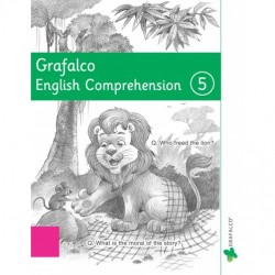 Grafalco English Comprehension Class 5