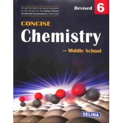 Concise Chemistry for ICSE Class 6 by Namrata | Latest Edition