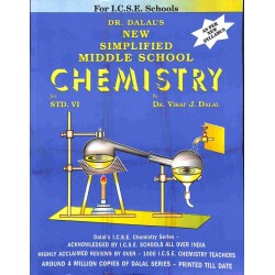 New Simplified Middle School Chemistry Class 6 (ICSE) by