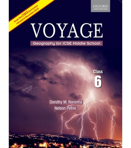 Oxford Voyage Geography For ICSE Middle School Class 6