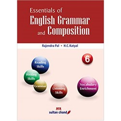 Essentials of English Grammar and Composition-6