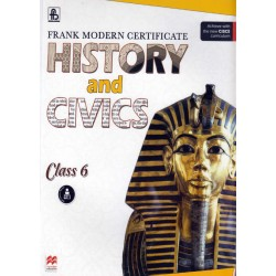 Frank Modern Certificate History and Civics Class - 6