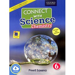 Connect with Science Chemistry Class 6 | CISCE | Latest Edition