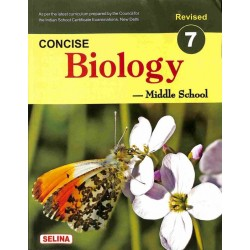 Concise Biology Class 7 By K K Gupta 2019-20