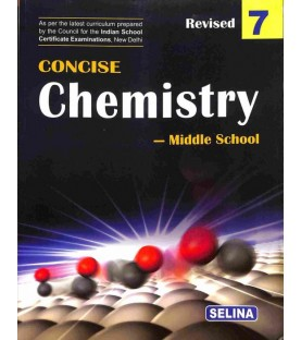 Concise Chemistry for ICSE Class 7 by Namrata   Latest Edition