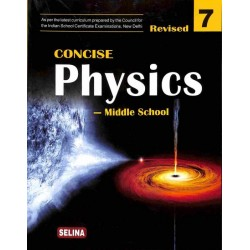 Concise Physics Class 7 By R P Goyal 2019-20