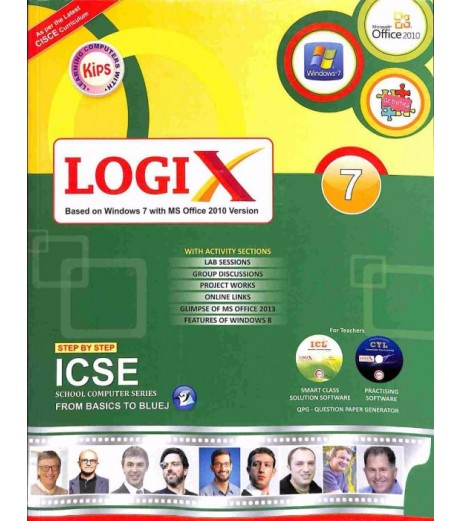 Logix 7 (Bases On Windows 7 With MS office 2010 Version)