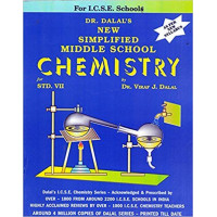 New Simplified Middle School Chemistry Class 7 (ICSE)by