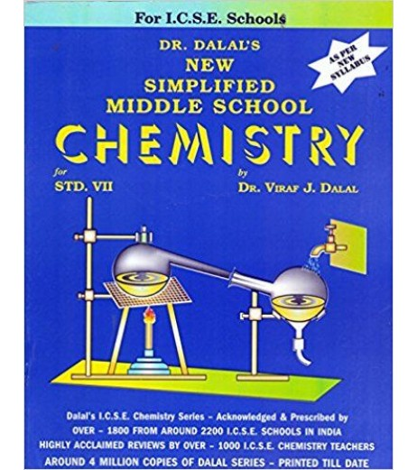 New Simplified Middle School Chemistry Class 7 (ICSE)by Viraf J. Dalal