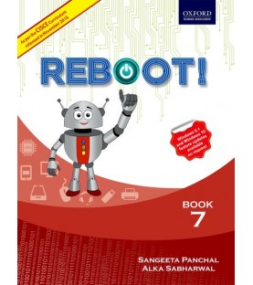 Reboot Book 7 for ICSE Class 7