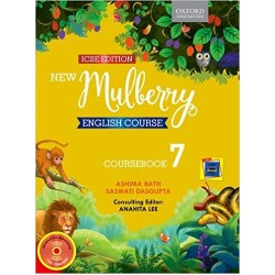 New Mulberry English Course-7 icse