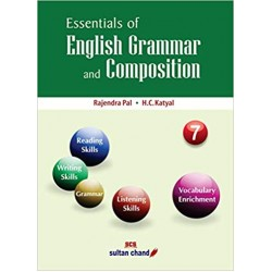 Essentials of English Grammar and Composition -7