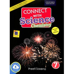 Connect with Science Chemistry ICSE Coursebook Class 7