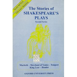 The Stories of Shakespeare's Plays Second Series Volume I